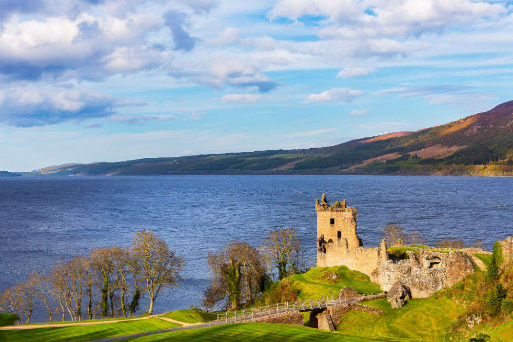 After Area 51, there is a call for a monster hunt at Loch Ness!