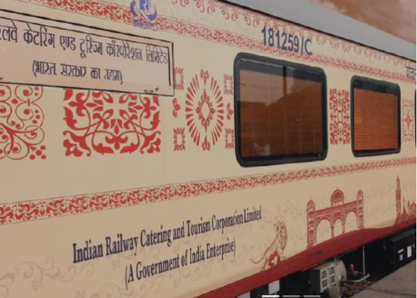 IRCTC launches Majestic Tourist Train to let you travel the royal way