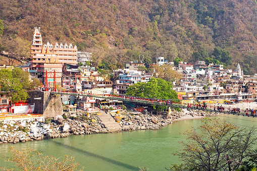 Rishikesh's iconic Laxman Jhula to be replaced by a new and modern bridge