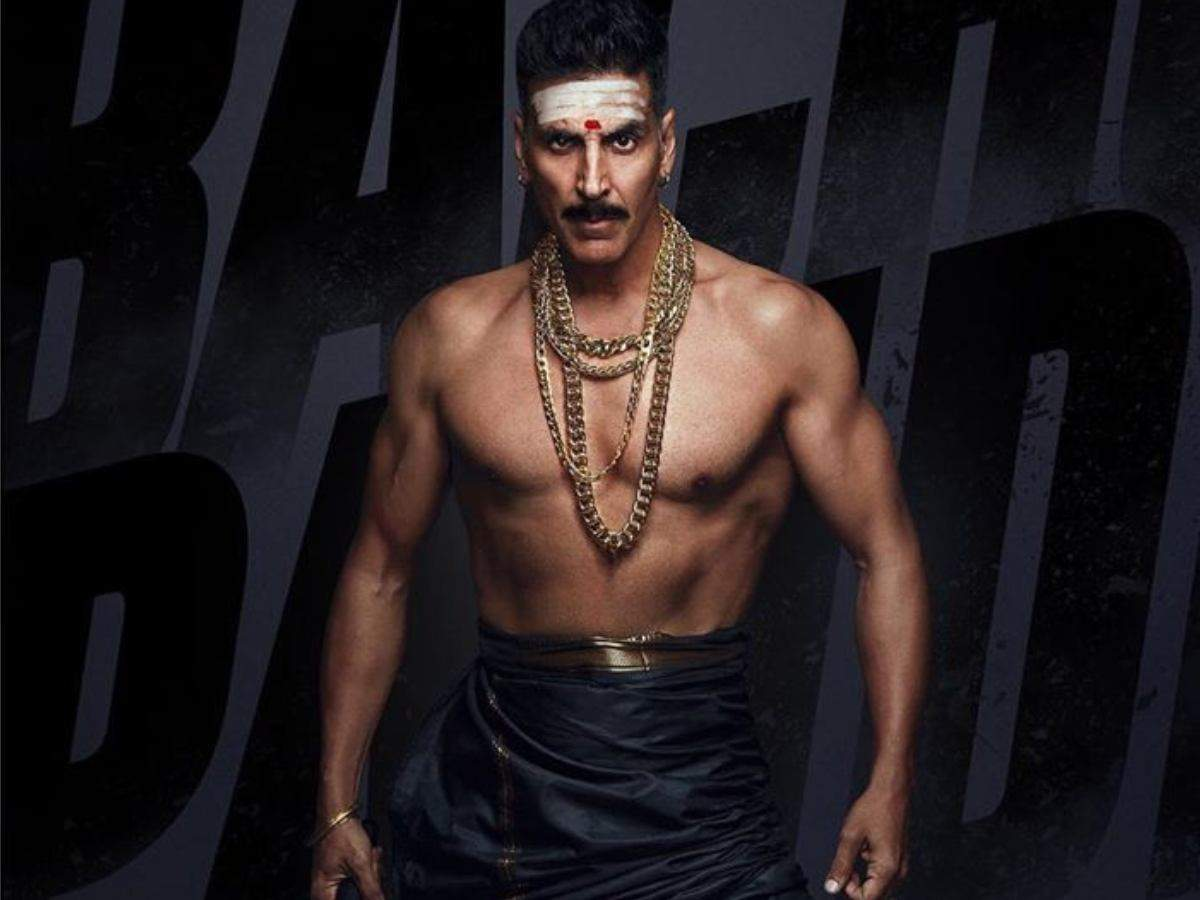 Akshay Kumar announces his next film with Farhad Samji titled 'Bachchan  Pandey' | Hindi Movie News - Times of India