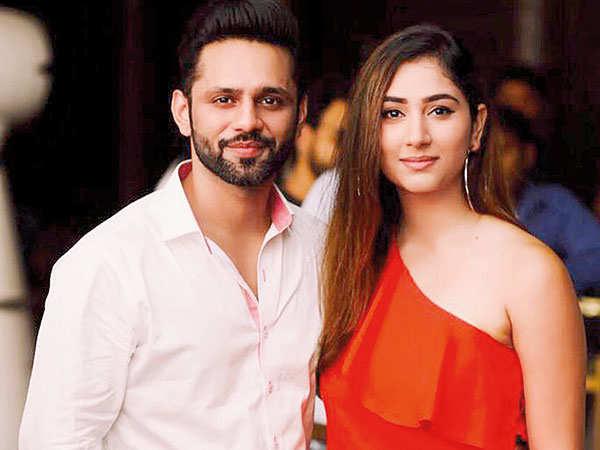 Couple alert: Are Disha Parmar and Rahul Vaidya more than just 'best