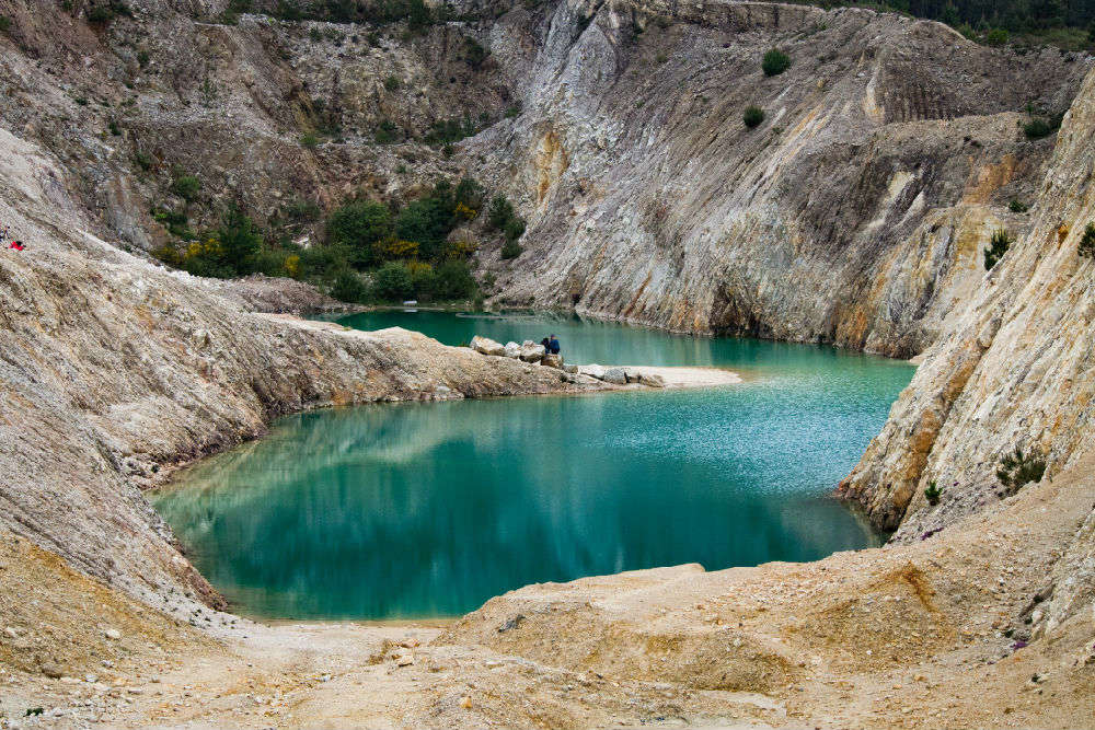 Monte Neme lake in Spain is making Instagram influencers sick, know why?