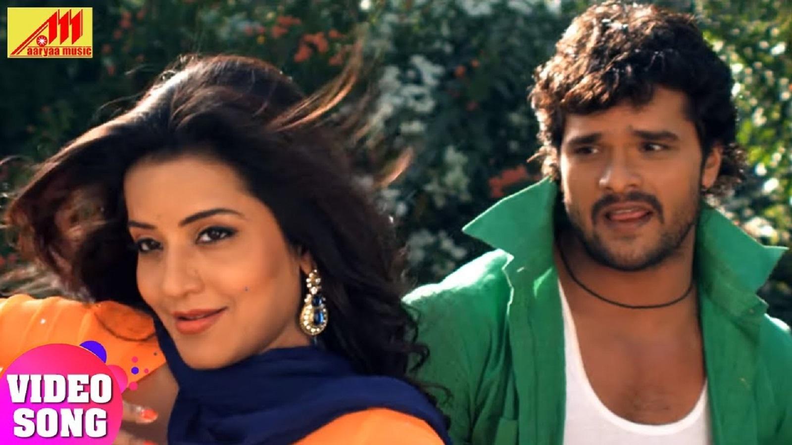 Khesari Lal Yadav Ka Naya Bhojpuri Gana Monalisa Video Song: Latest  Bhojpuri song 'Mahuaa Niyat Madmatal' sung by Khesari Lal Yadav Ft. Monalisa