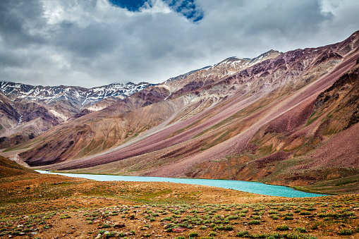 No more camping near Chandratal Lake in Spiti