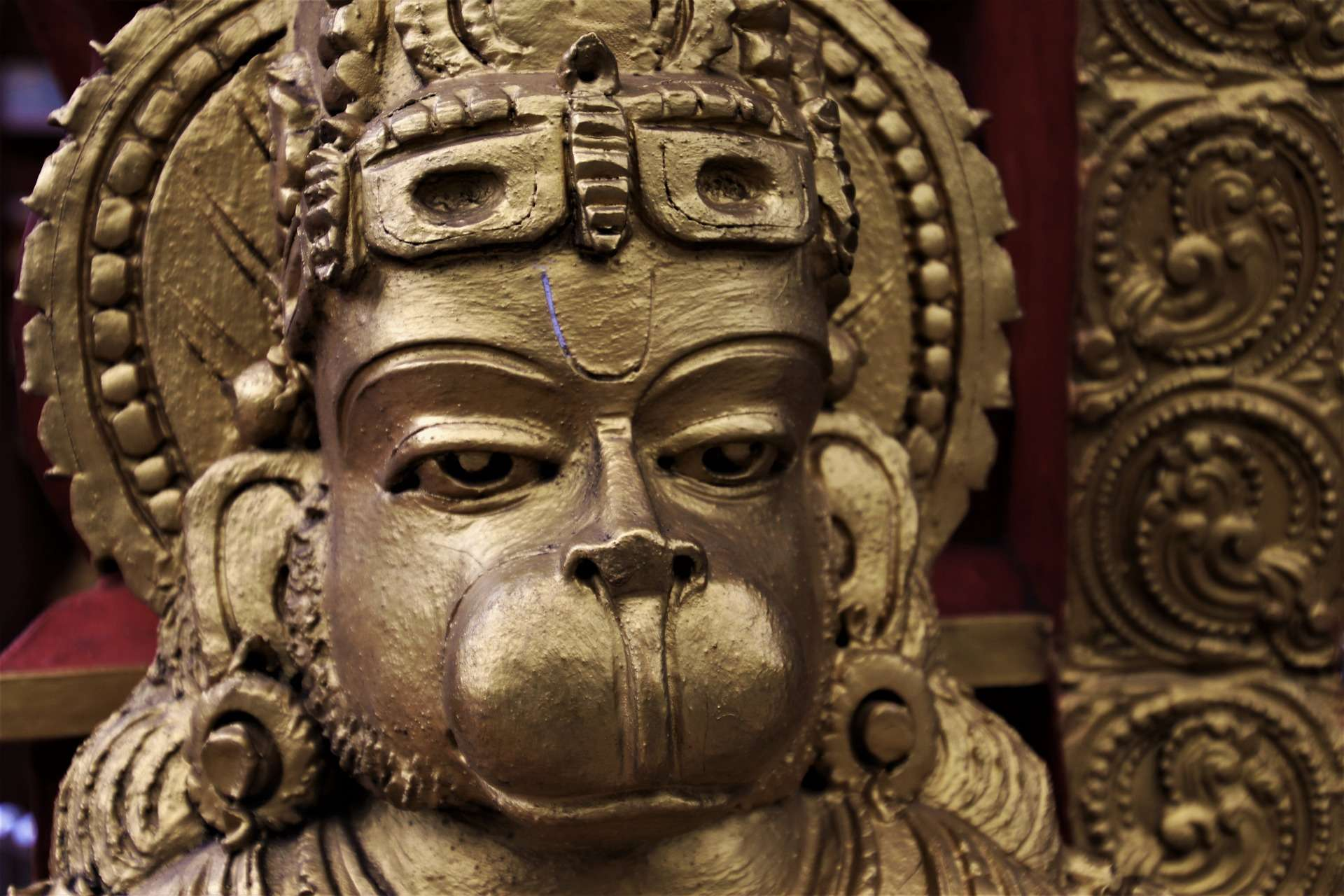 5 couplets from Hanuman Chalisa that hold deep significance - Times of India