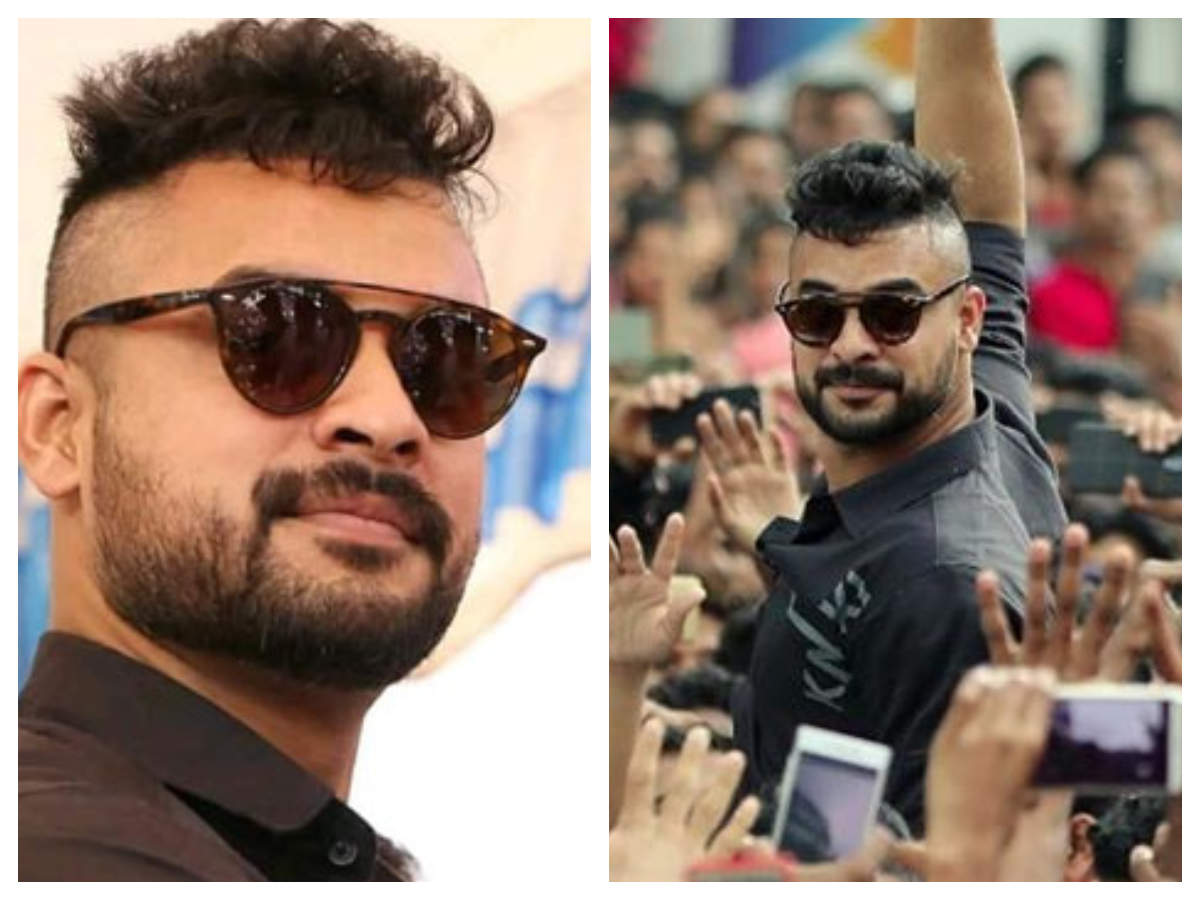 Photo Tovino Thomas Shows Off His Cool Hair Do And New Makeover Malayalam Movie News Times Of India