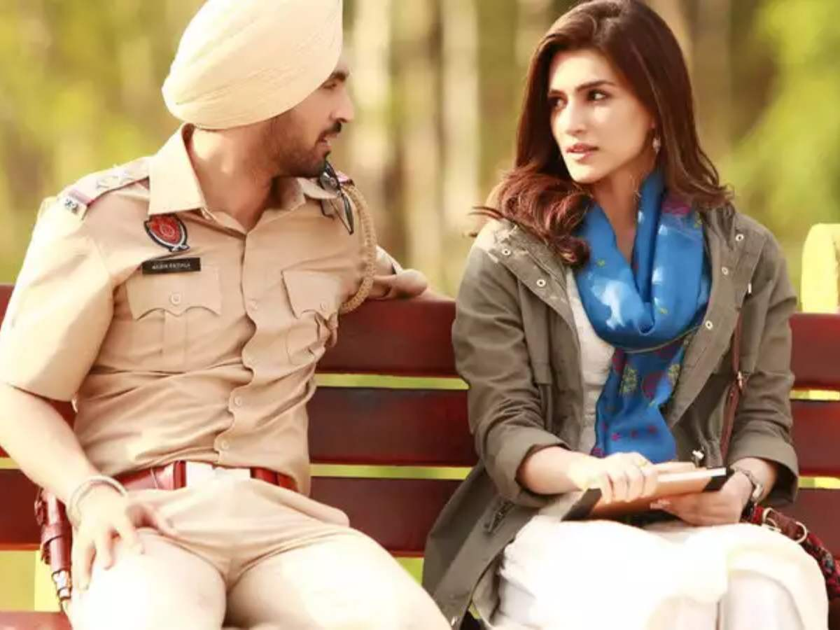 Arjun Patiala' full movie box office collection Day 4: The Diljit