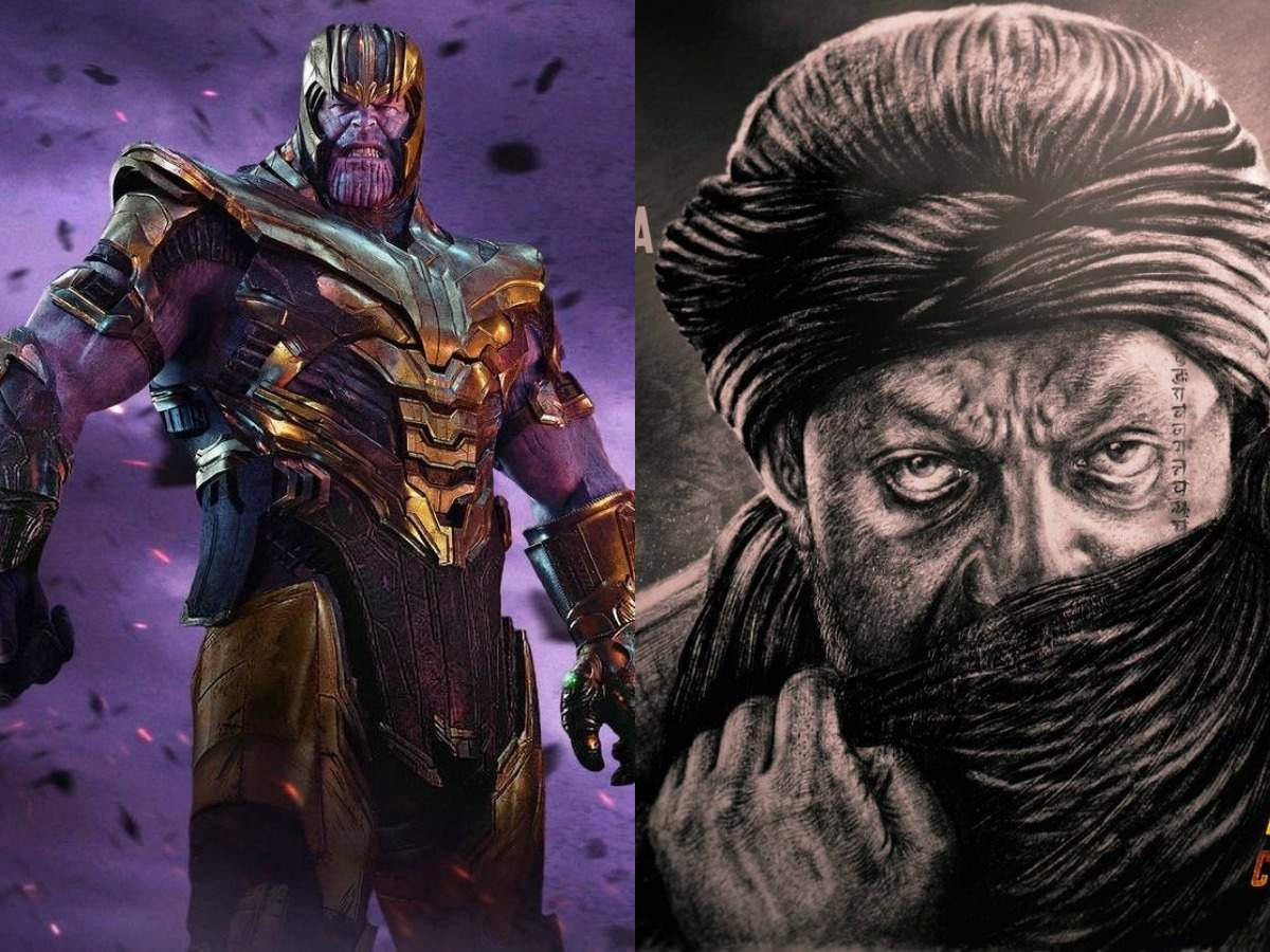 KGF 2': Sanjay Dutt compares Adheera to Thanos | Kannada Movie News