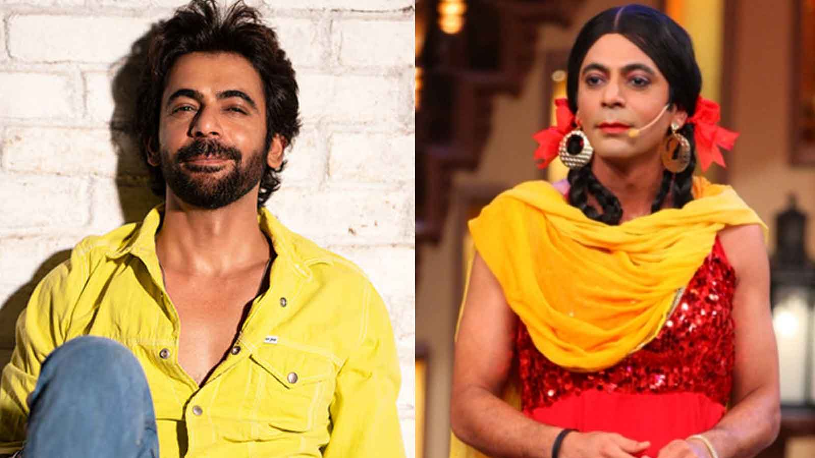Sunil Grover reveals life before 'Gutthi' was harsh, used to earn Rs  500 a  month
