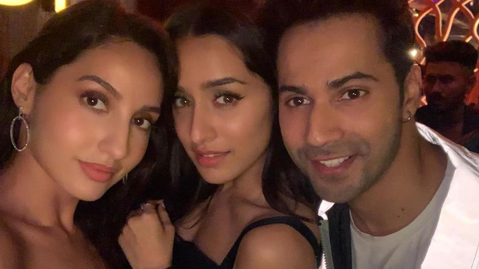 shraddha kapoor with Varun