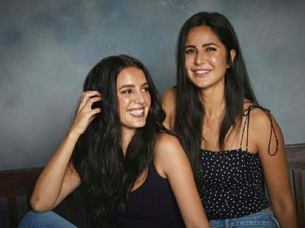 Katrina Kaif shares an all-smile picture with sister Isabelle Kaif