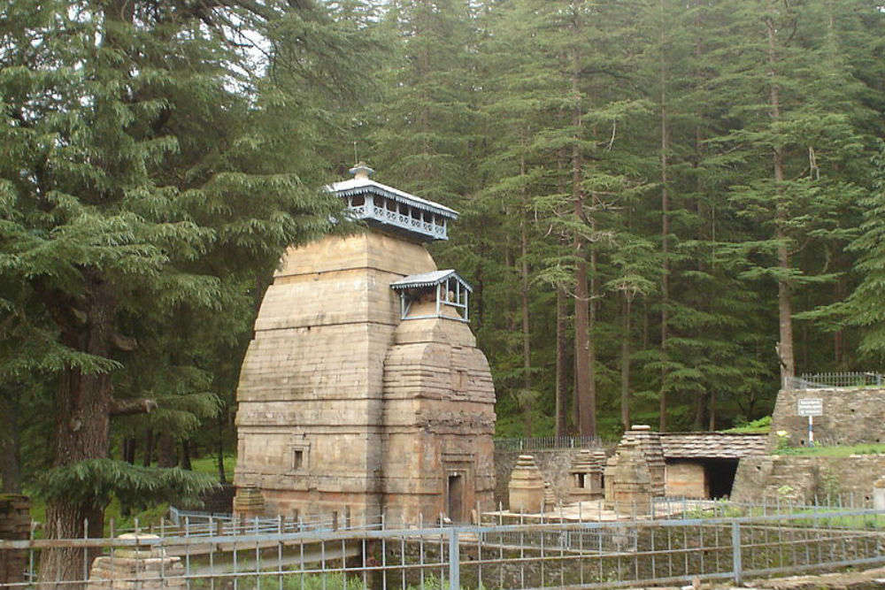This beautiful temple site in Uttarakhand will leave you stunned