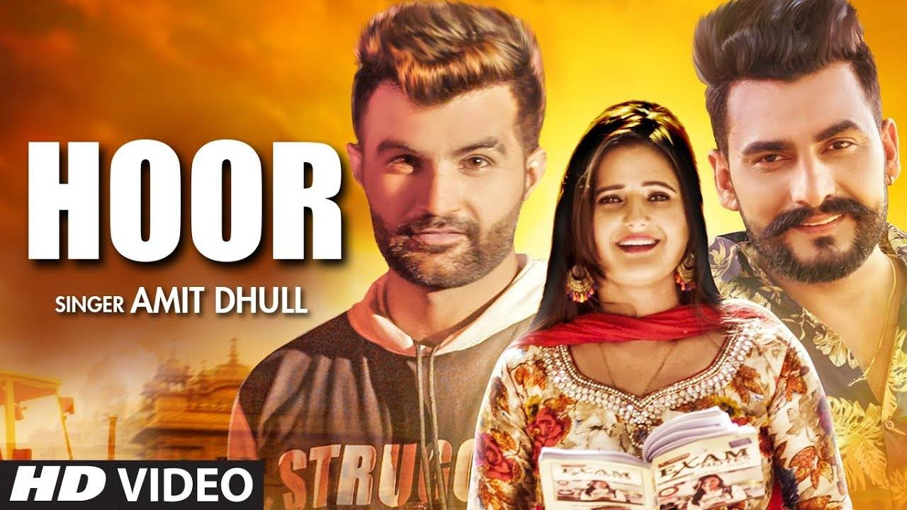 Latest Haryanvi Song Hoor Sung By Amit Dhull