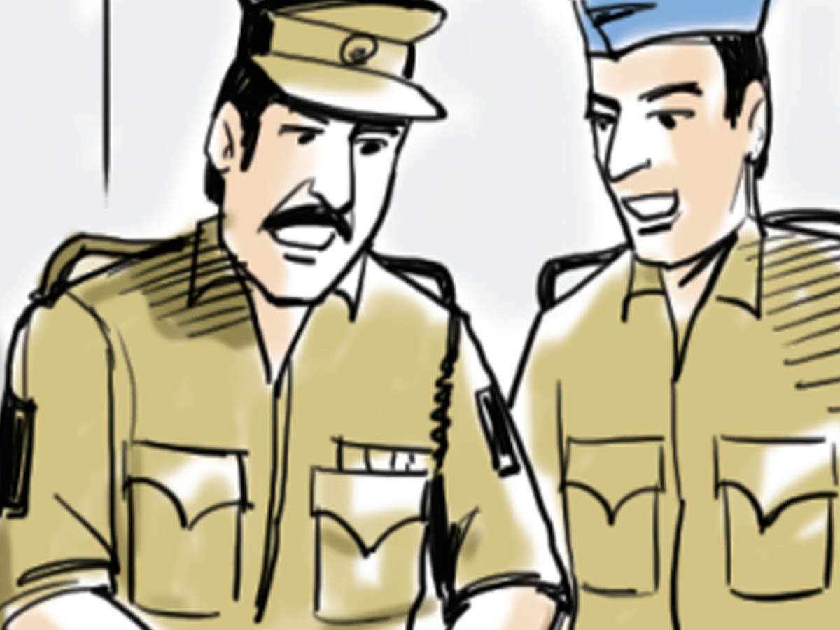 Aashiana still tense, cops sit on counter FIR | Lucknow News - Times