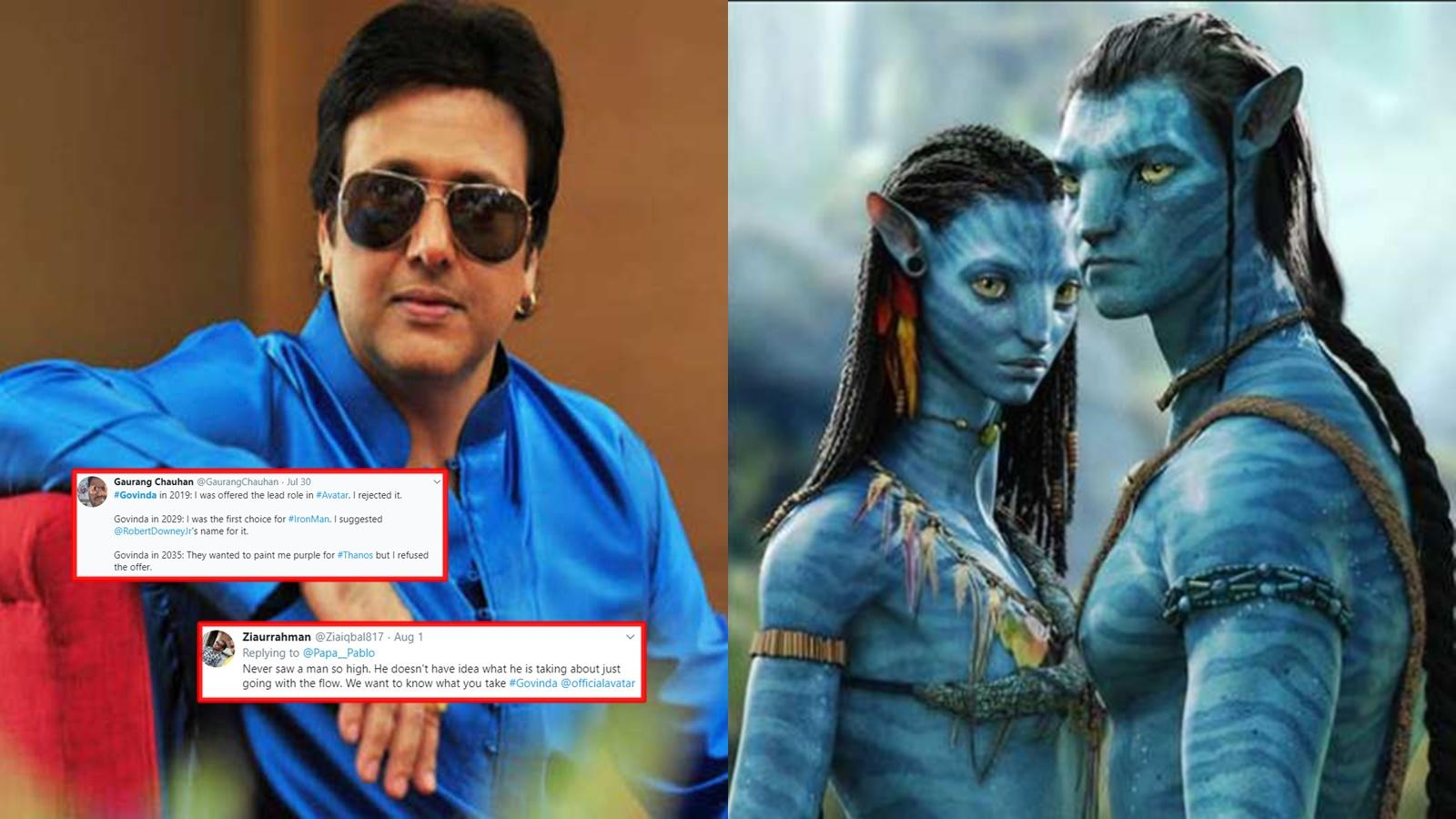 Govinda Finally Reacts To Trolls Who Refused To Believe His Avatar Claims Slams Them For Prejudiced Behaviour Hindi Movie News Bollywood Times Of India
