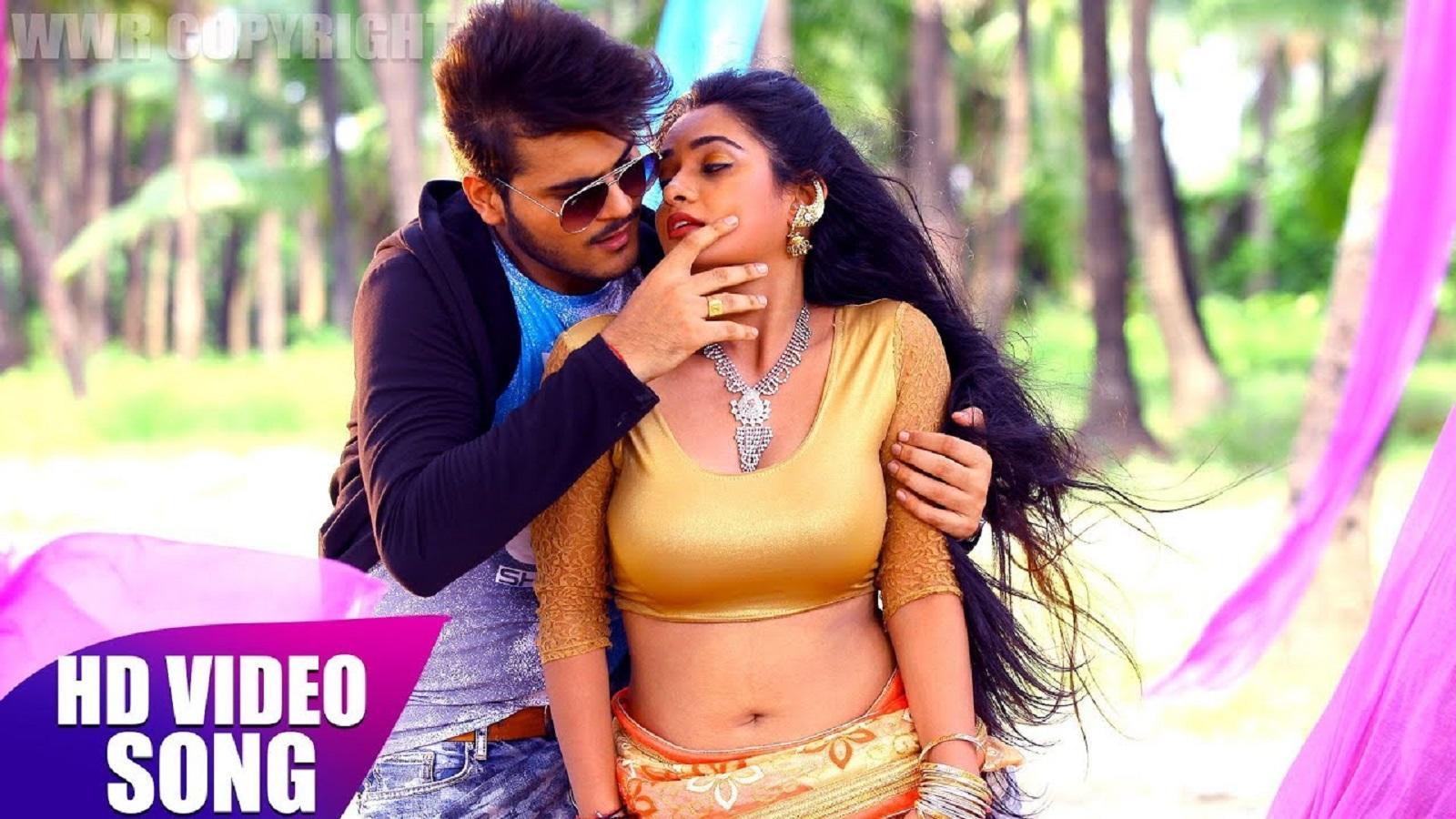 Watch: Bhojpuri song 'Power Tanatan' Ft  Ritu Singh and Arvind Akela Kallu