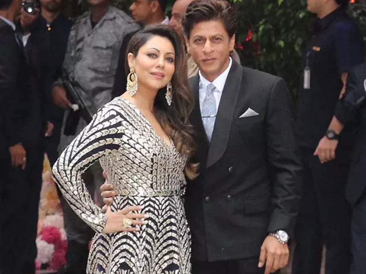Shah Rukh Khan has these special words for wife Gauri Khan | Hindi ...