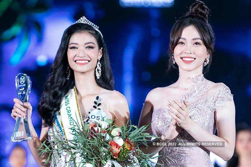 Nguyen Ha Kieu Loan crowned Miss Grand International Vietnam 2019