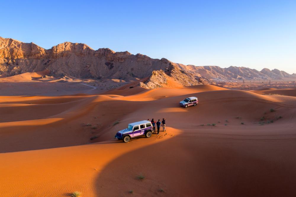 Sharjah: the coolest destination for adventurers