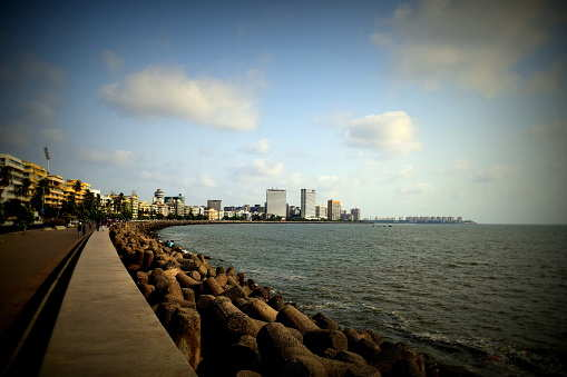 Mumbai's eastern seafront might soon be home to a high-end mini-city