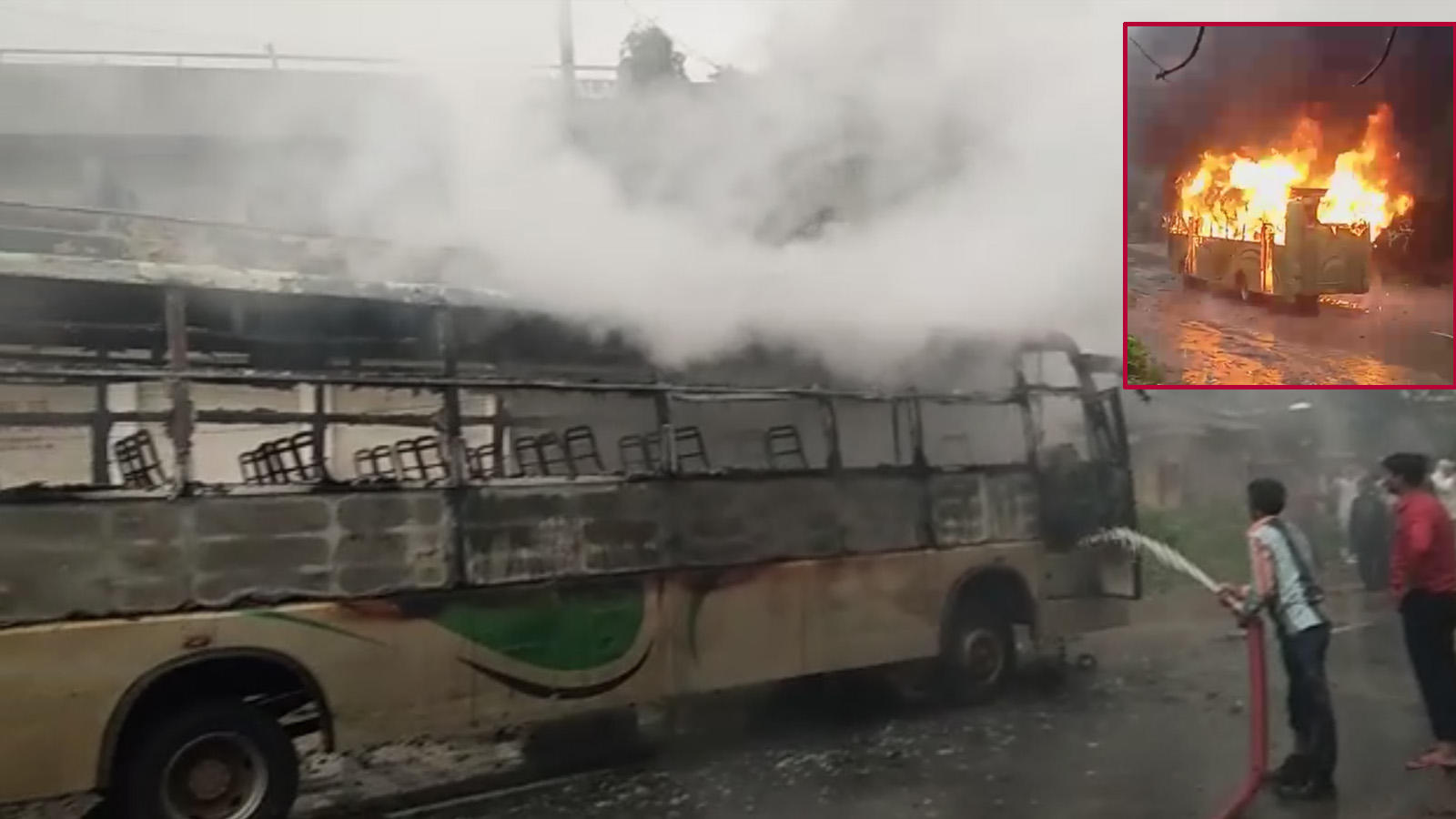 Bus Accident : Latest news, photos and videos on bus