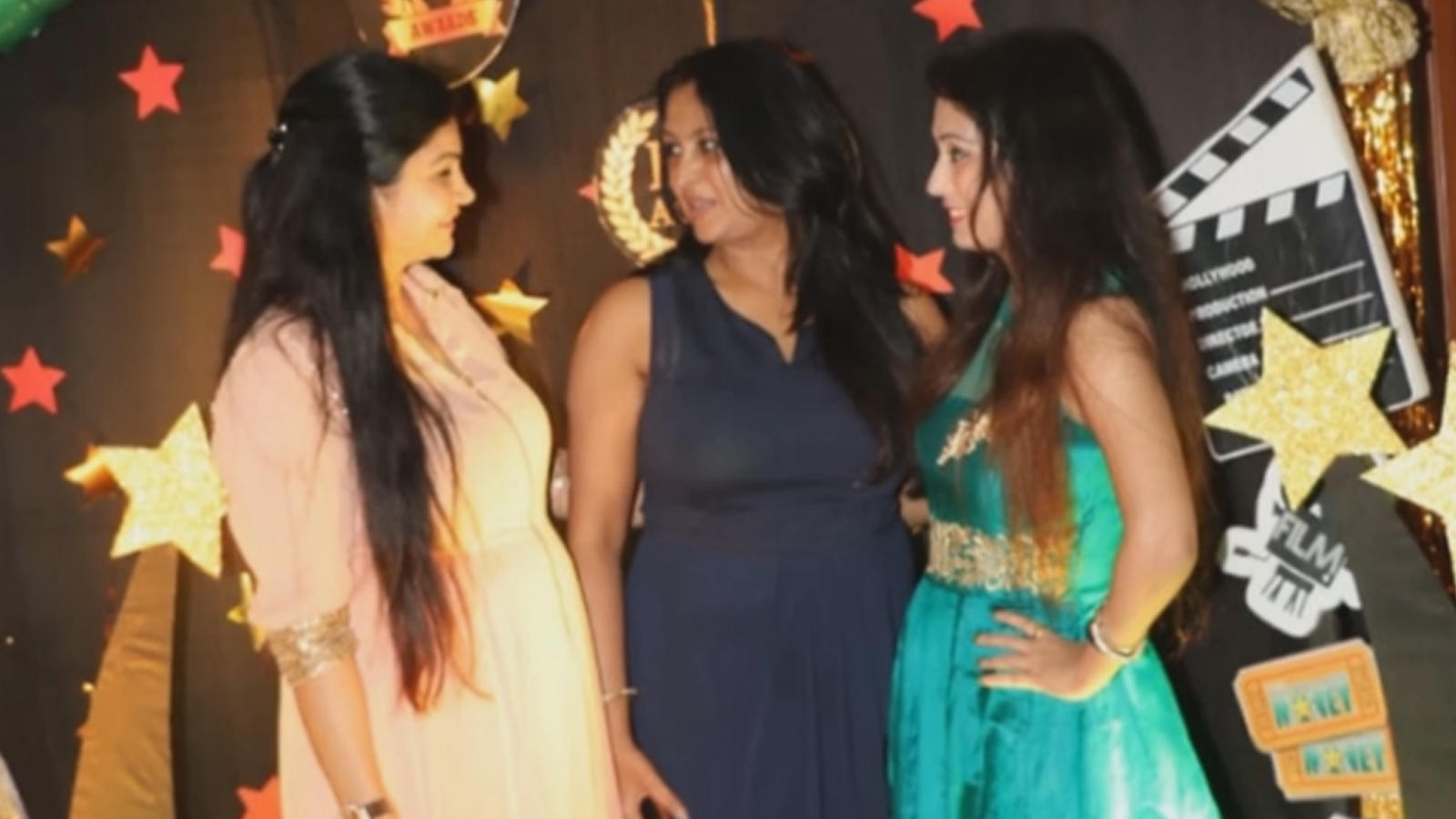 A red carpet welcome for these ladies in Varanasi | Entertainment