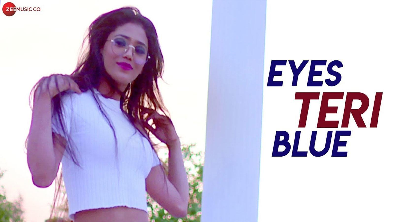 Latest Punjabi Song 'Eyes Teri Blue' Sung By Vikramjeet