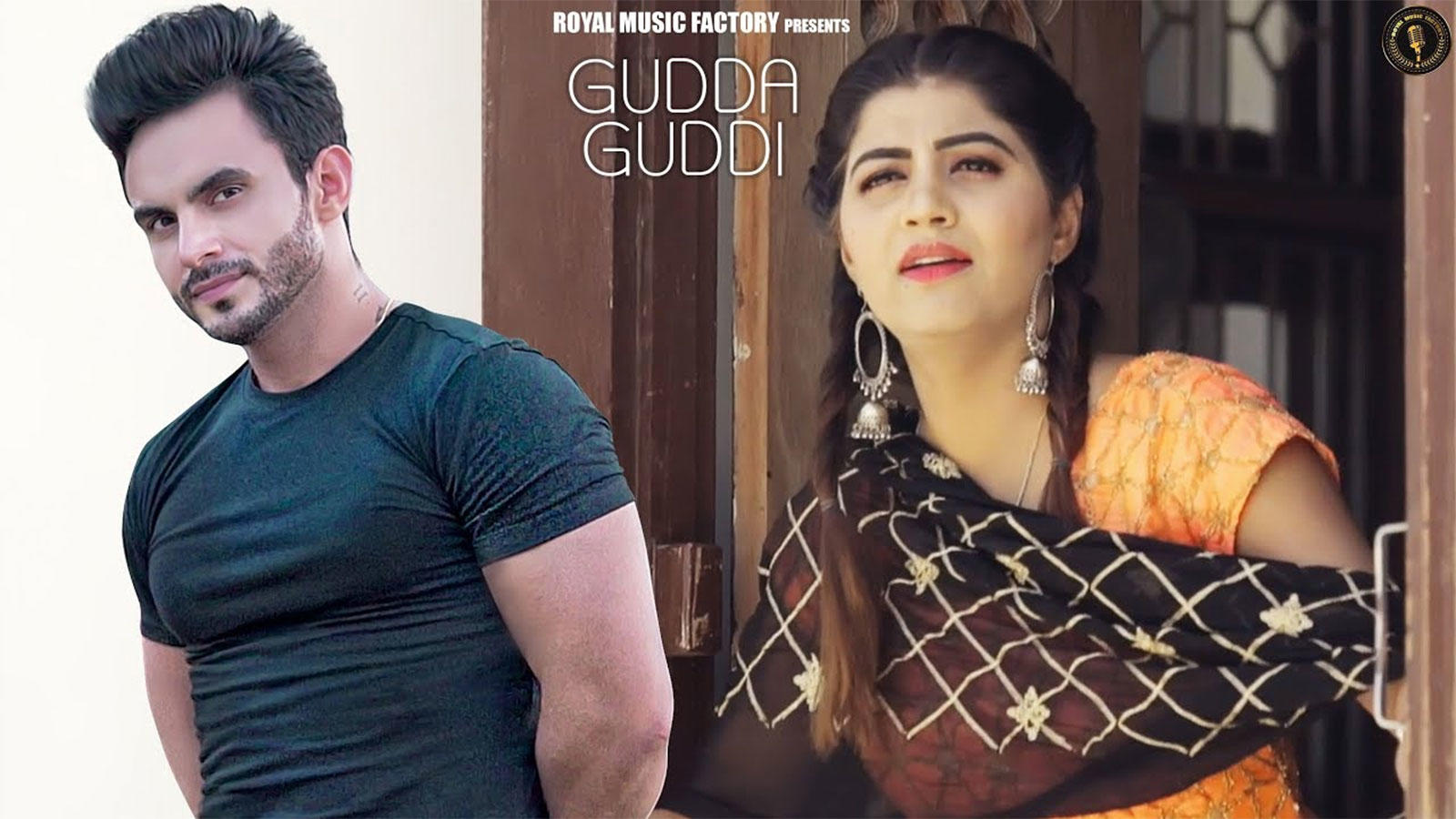 Latest Haryanvi Song 'Gudda Guddi' (Lyrical) Sung By Sheenam Ketholic