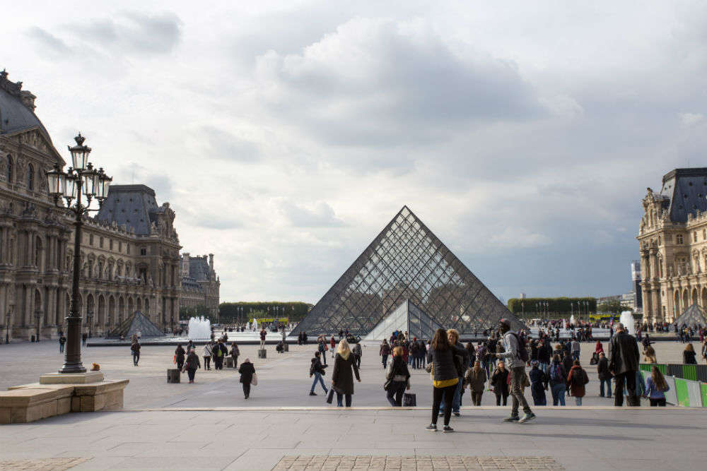Louvre Museum introduces 'compulsory advance booking' to fight overtourism