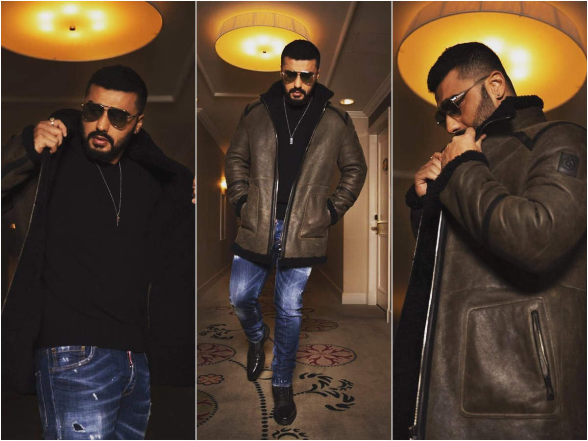 Photos: Arjun Kapoor looks dashing as ever in his latest clicks
