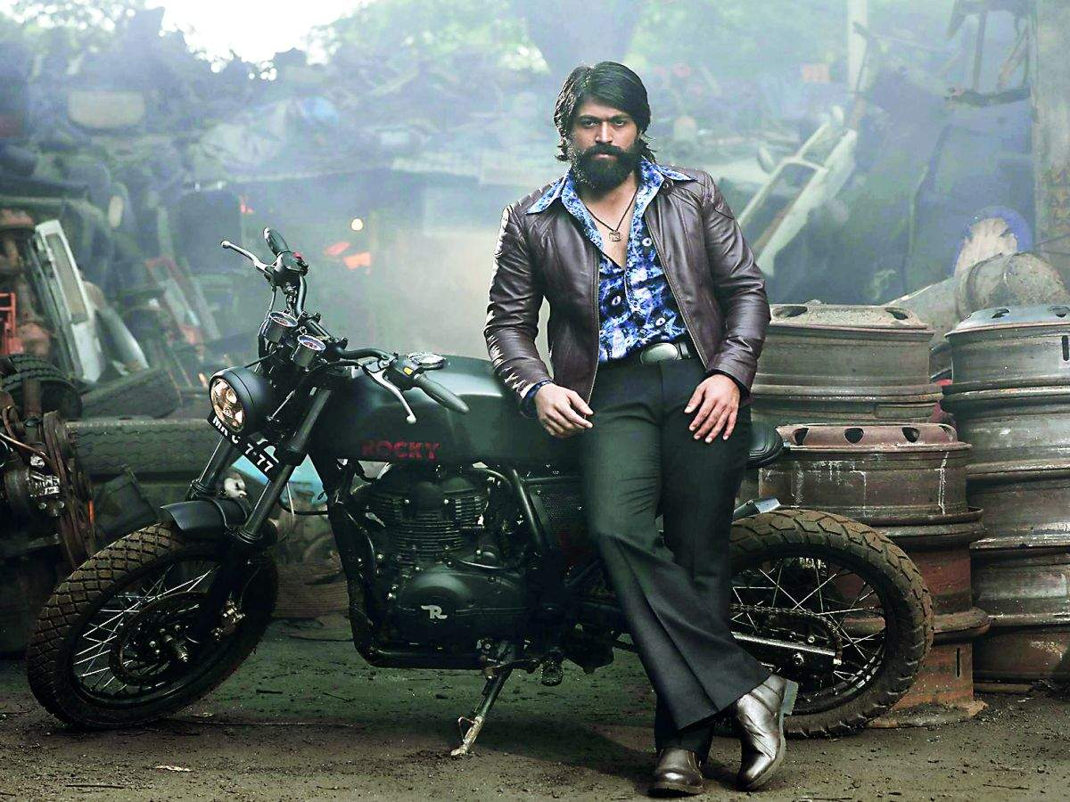 KGF team thrilled with two National Awards awards | Kannada Movie