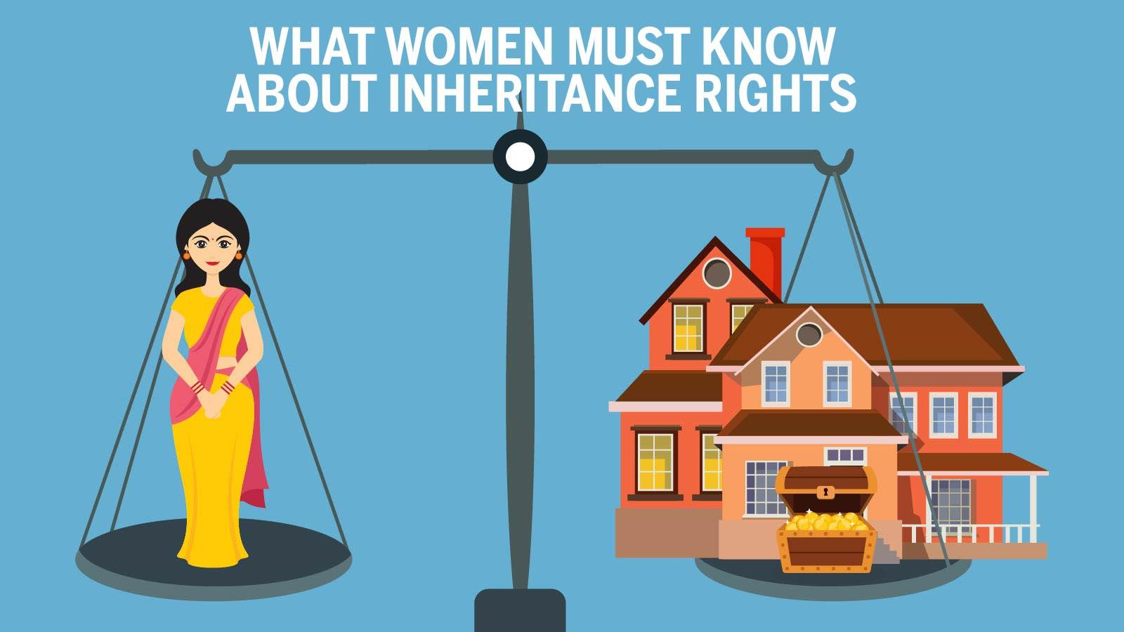 What every woman in India must know about her inheritance rights