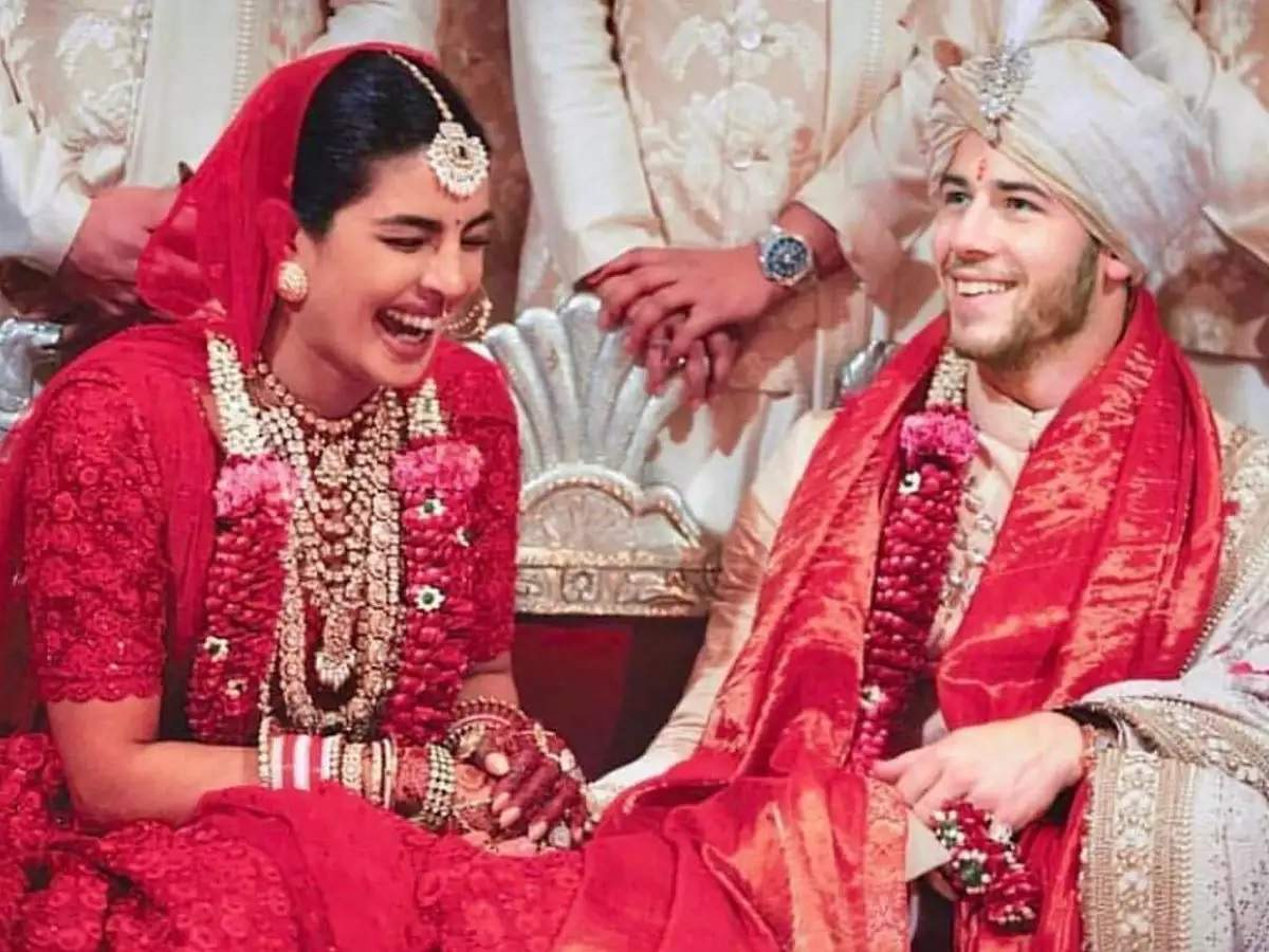 Priyanka Chopra reveals that she had planned for a small wedding