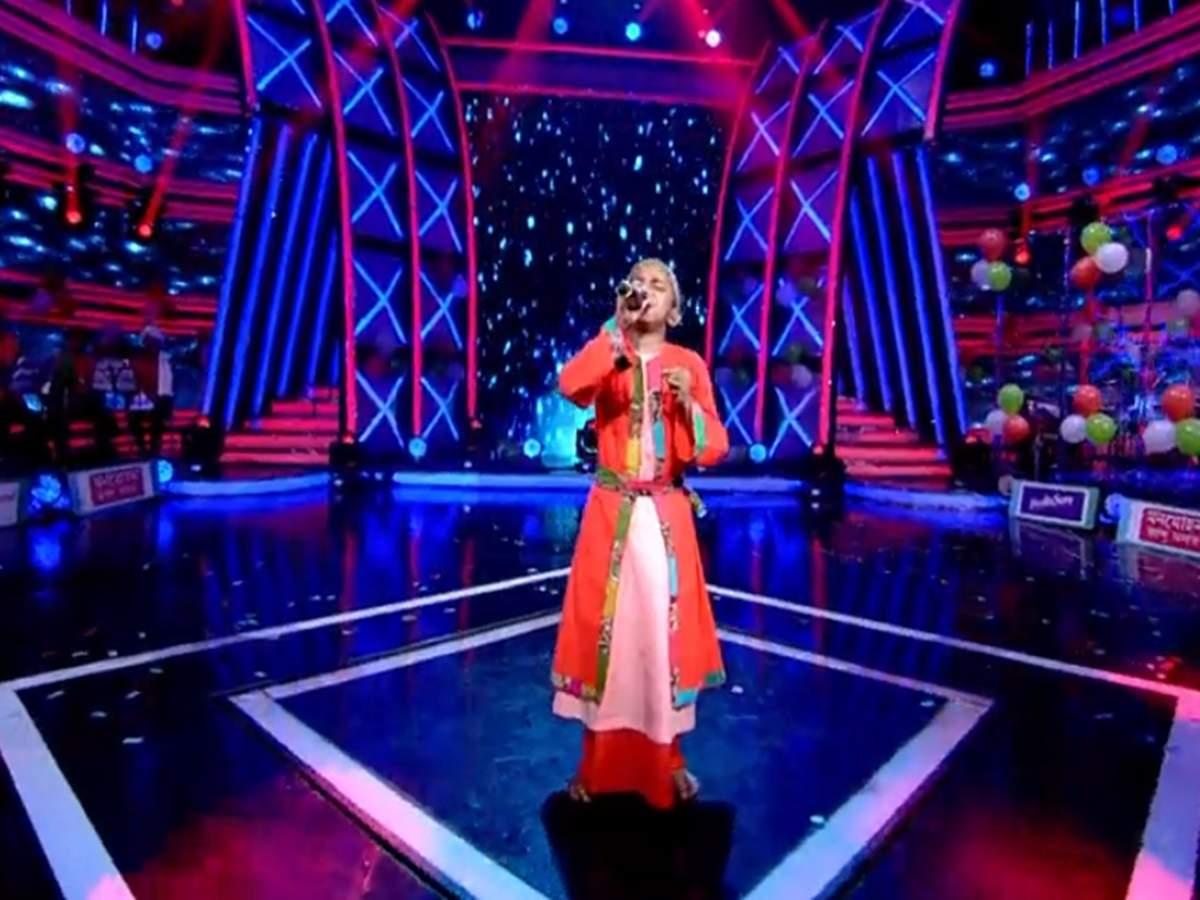 Super Singer Junior: Young participant Pranjal Biswas's patriotic