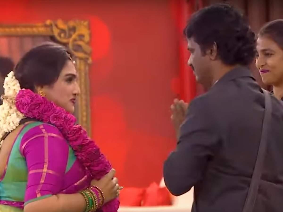 Bigg Boss Tamil 3: Evicted contestant Vanitha Vijayakumar re-enters
