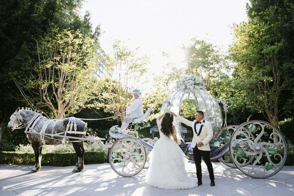 Soon, Disneyland can be your wedding photoshoot destination!