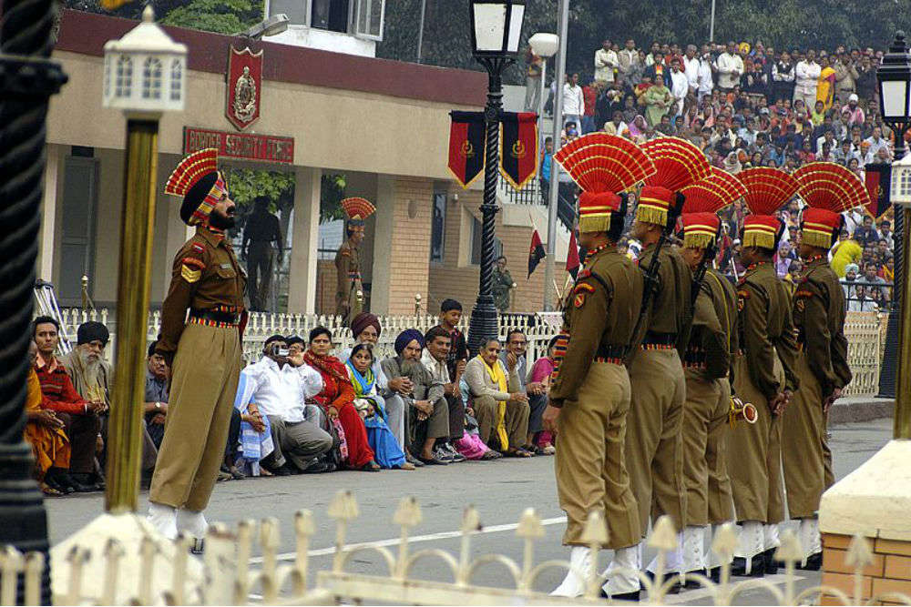 Visiting Wagah Border: all that you need to know