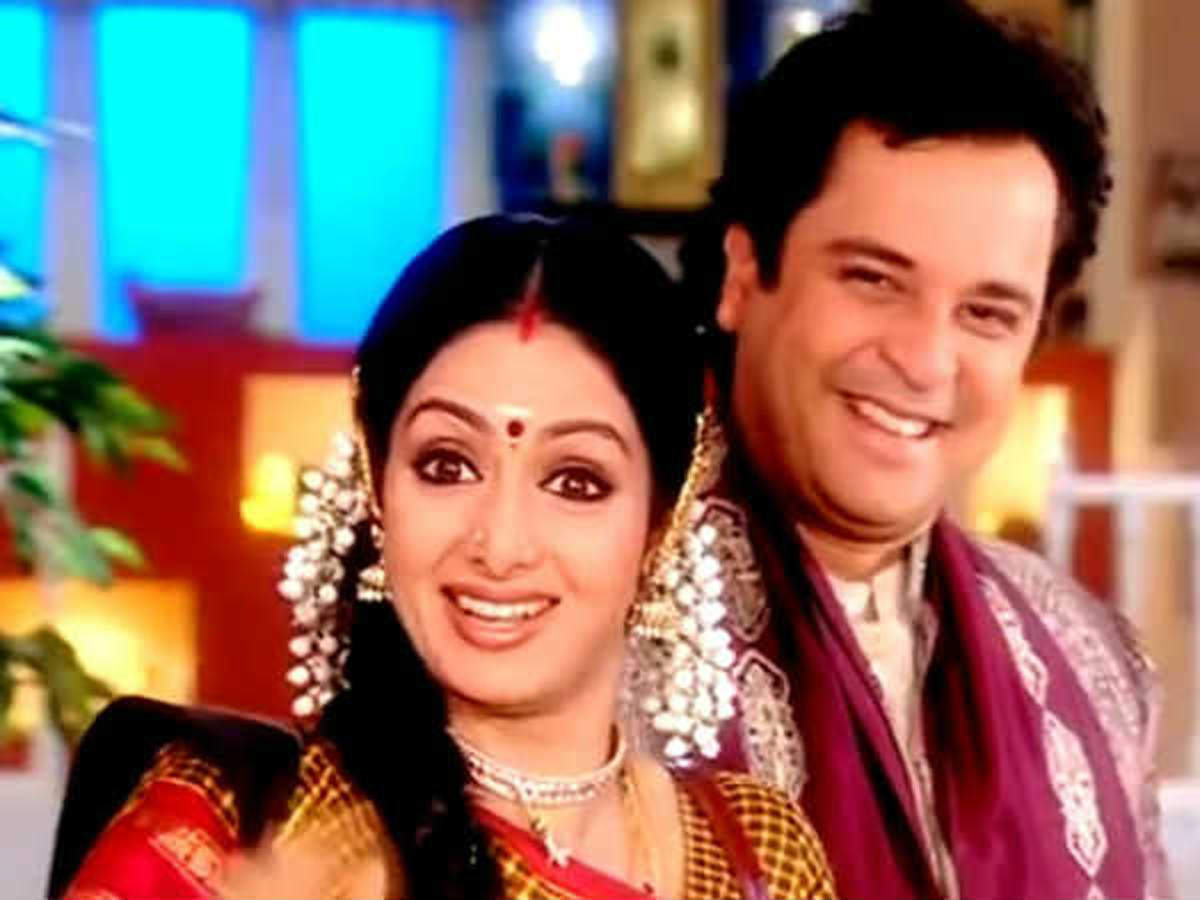#TuesdayTrivia: Did you know the late Bollywood actress Sridevi was a part of this TV show - Times of India