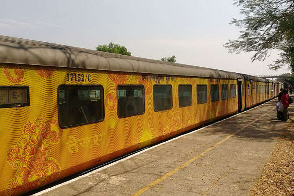 Tejas Express to start operations on Delhi to Lucknow route by September end