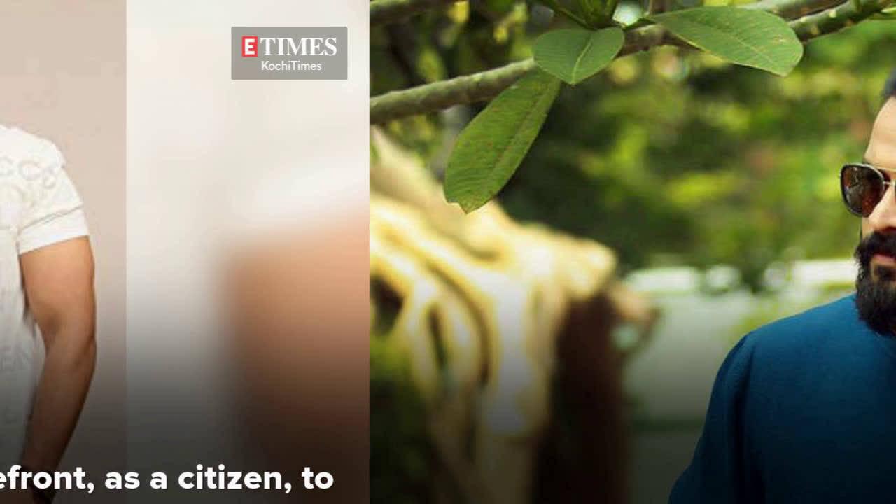 Actor Jayasurya comes forward again to help the flood affected
