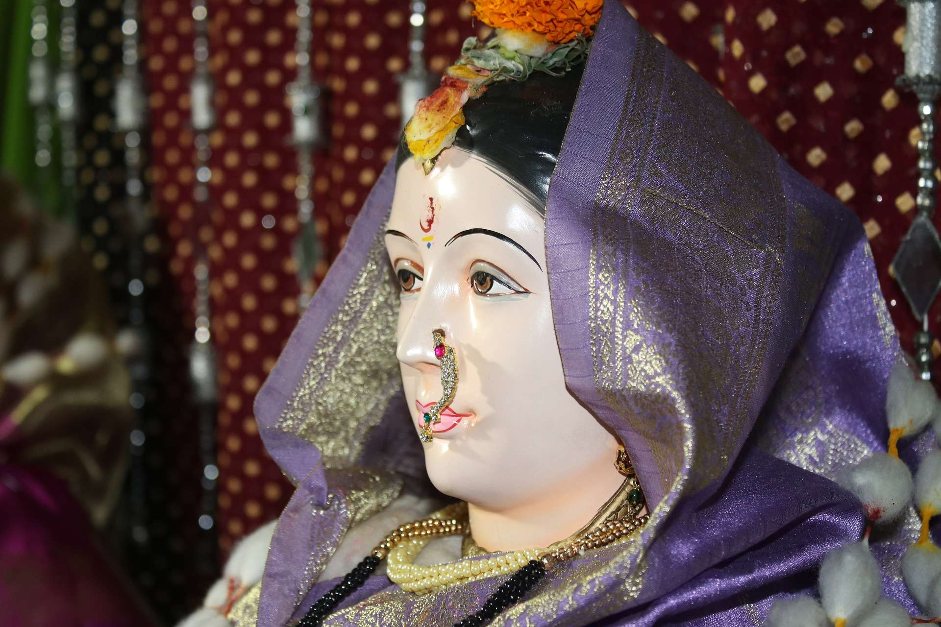 Where to place the Laxmi statue in your house