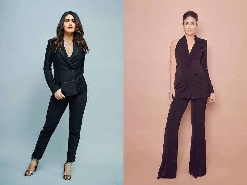 Bollywood actresses who gave out boss lady vibes with a black suit