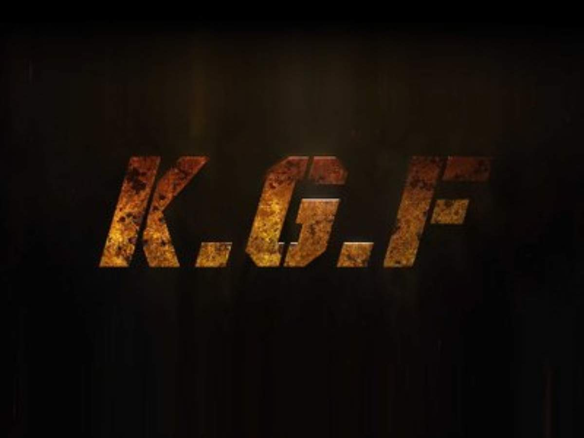 Kgf Stuntman Charged For Murder Kannada Movie News Times Of India