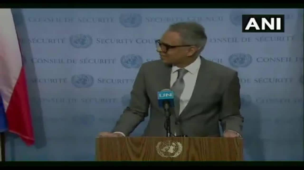 UNSC meet on Kashmir: Stop terror to start talks, India tells Pakistan