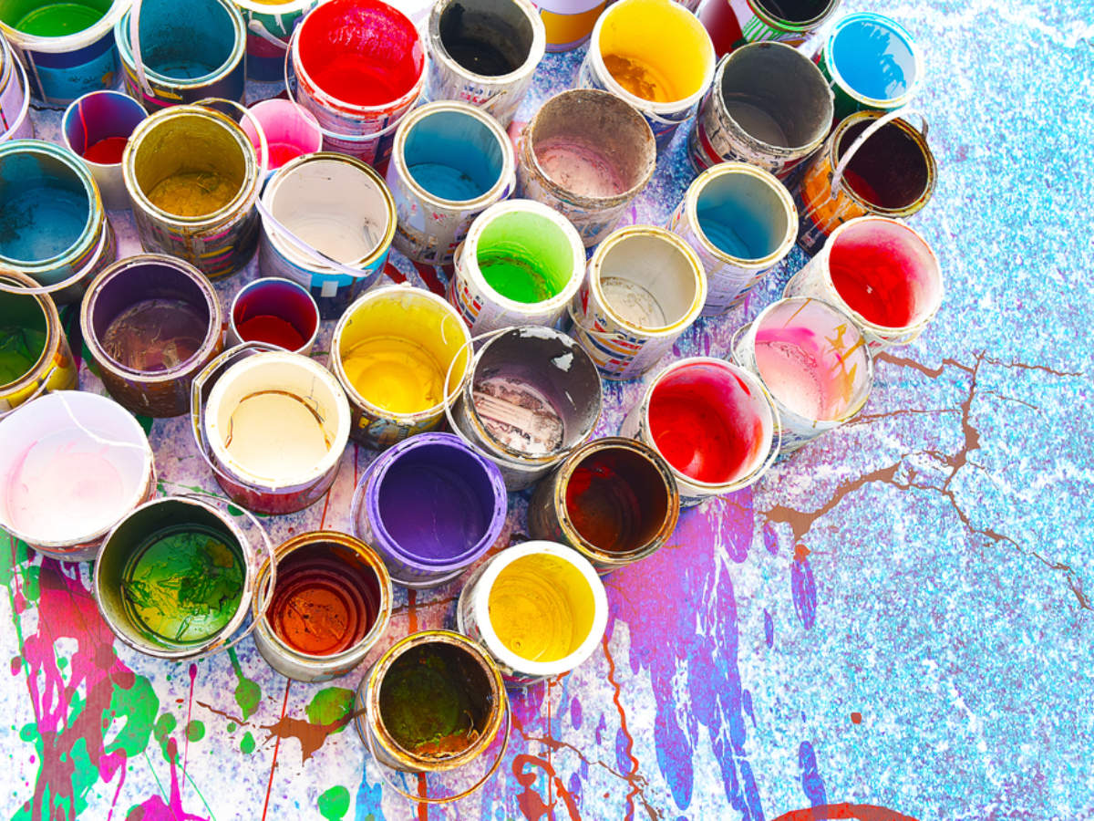 Art therapy and its five benefits - Times of India