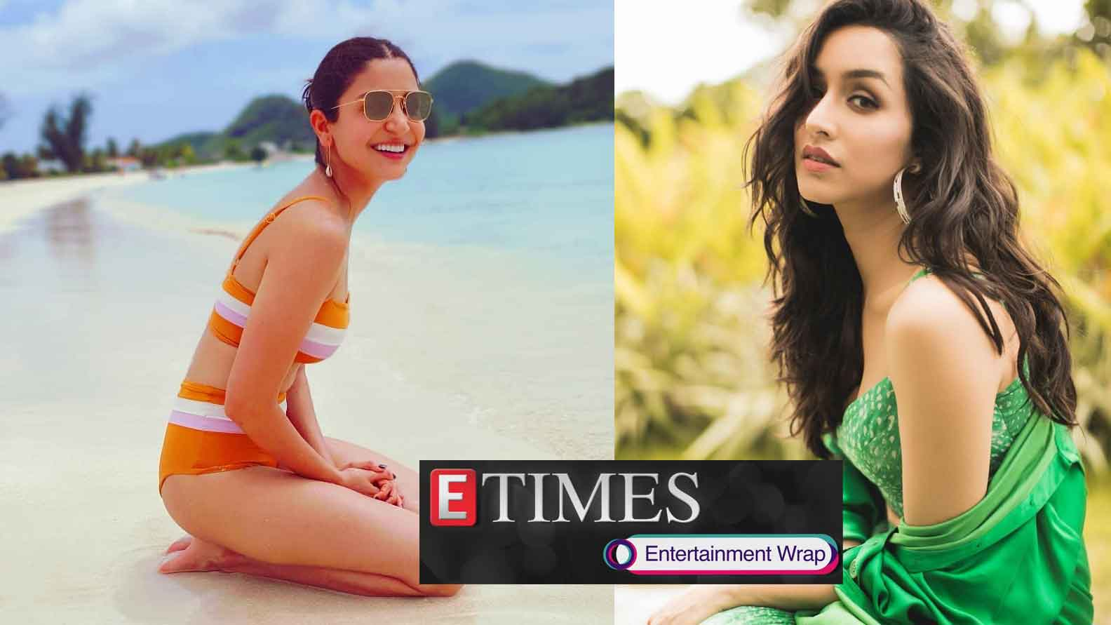 anushka-sharma-shares-sun-kissed-beach-picture-and-virat-kohli-cant-stop-gushing-over-it-shraddha-kapoor-stuns-in-this-green-lehenga-and-more