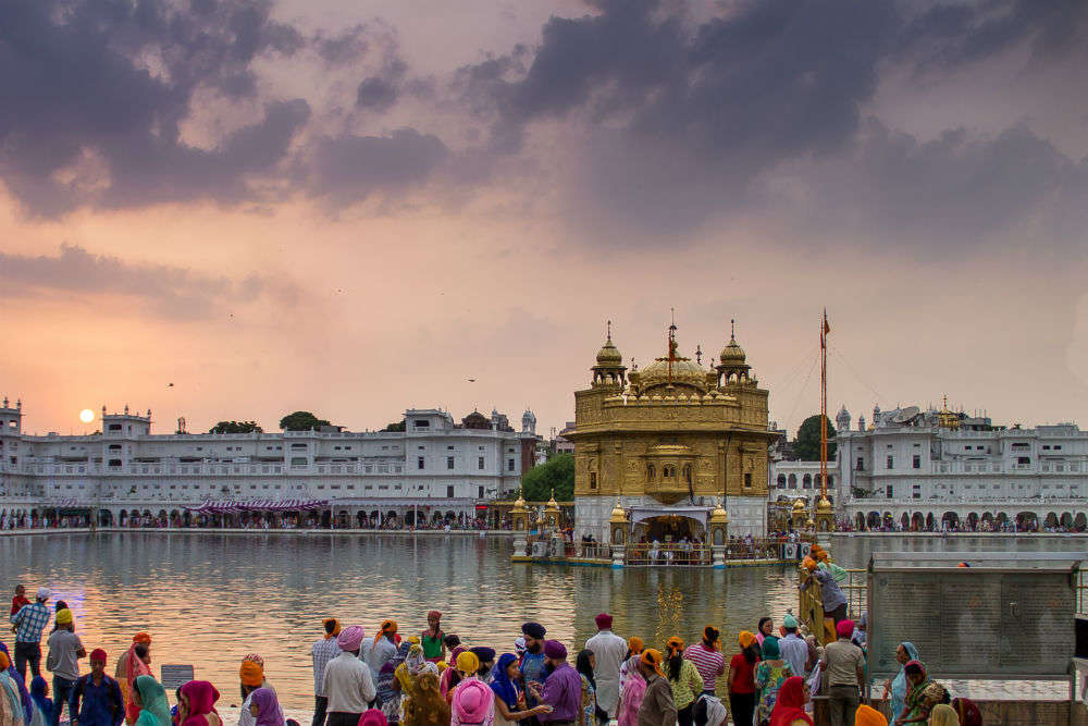 Explore Amritsar at just INR 5545 with IRCTC's rail tour package