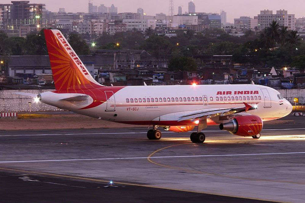 Air India becomes the first commercial Indian airline to venture into North Pole