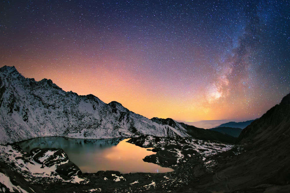 Kajin Sara Lake discovered in Nepal gains fame as the highest lake in the world