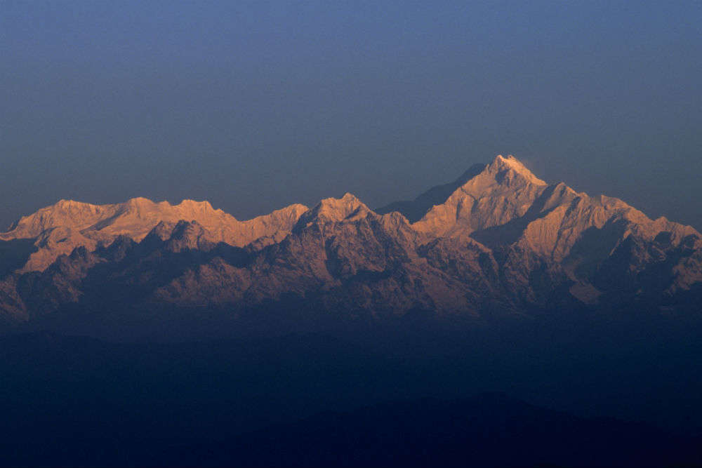 Foreigners can now climb 137 Himalayan peaks, including Kanchenjunga